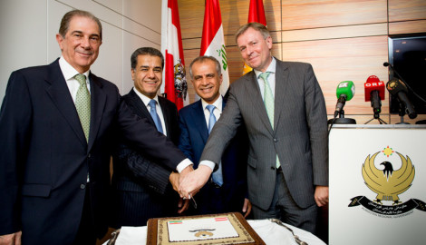 KRG Representation in Austria officially inaugurated