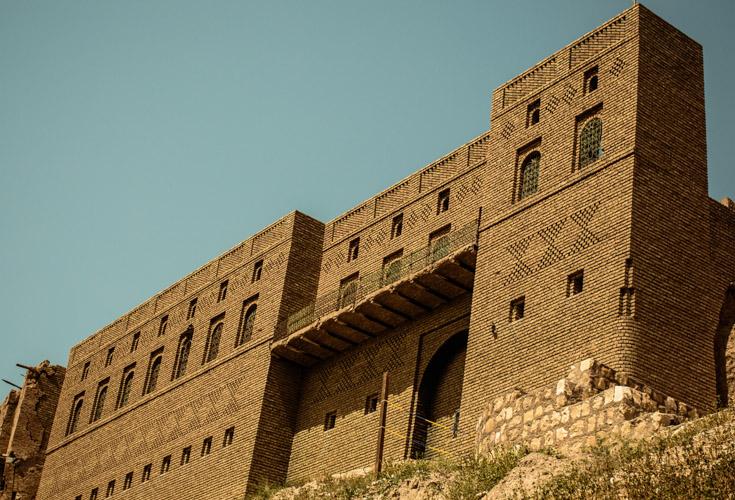 Zitadelle Erbil – UNESCO Weltkulturerbe