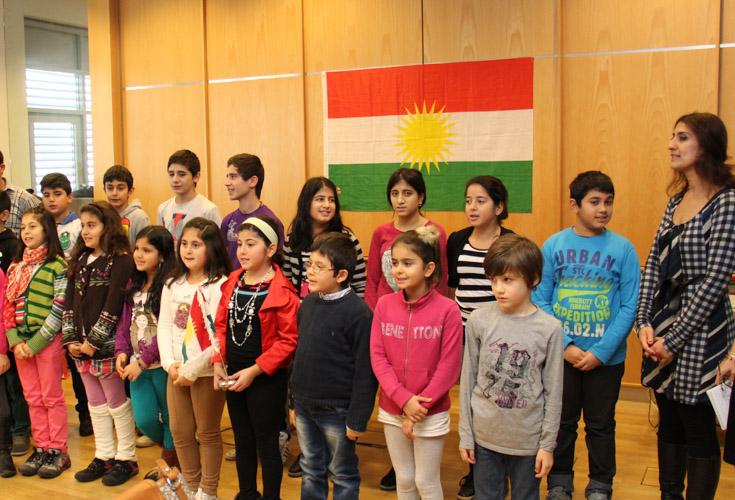 Kurdische Gemeinschaft in Österreich