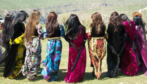Traditional Kurdish Clothing