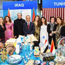 Die KRG Vertretung nimmt am 45. internationalen UN Bazar teil
