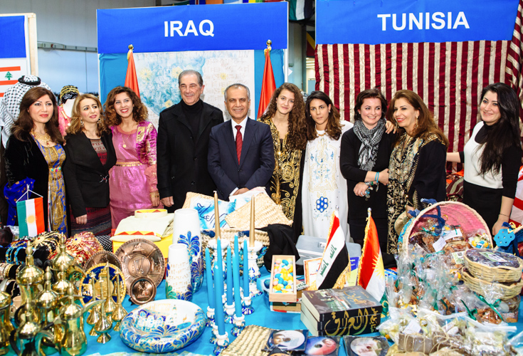 KRG Representation participates in 45th UN International Bazaar