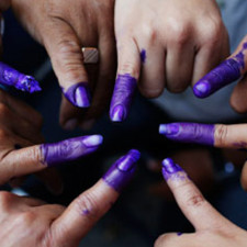 Irakische Parlamentswahlen: Wählen in Österreich