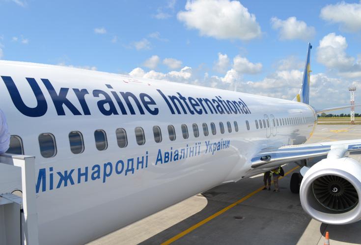 Ukraine International Airlines startet Flugverbindung zwischen Wien und Erbil