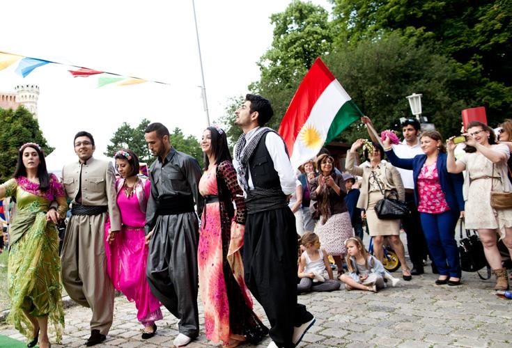 Die Region Kurdistan-Irak erstmals bei Wiens Festival der Nationen