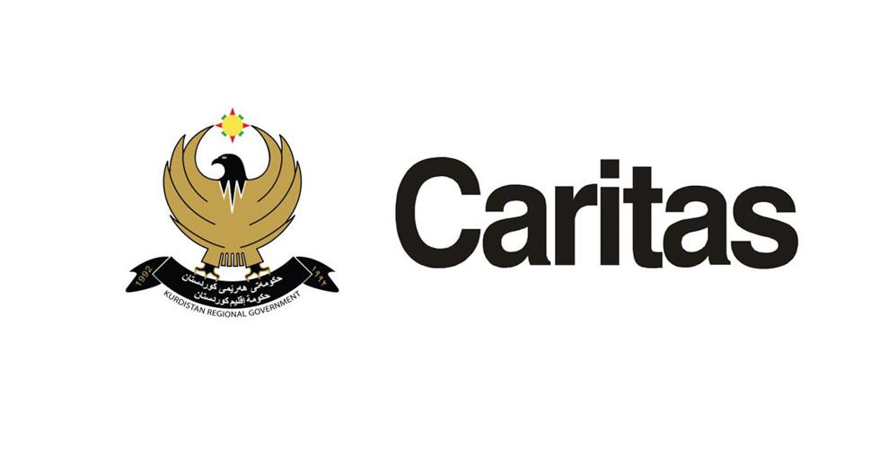 KRG Repräsentant bespricht Spendenaktion für Region Kurdistan mit Caritas Österreich