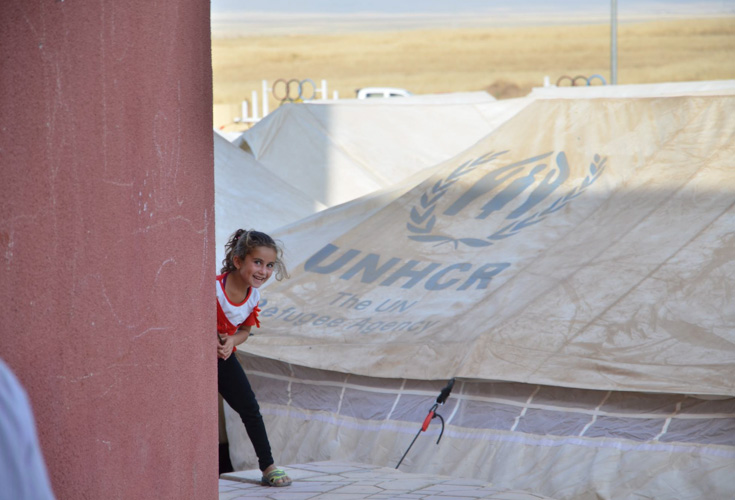 Reports on minorities and refugees in Iraq
