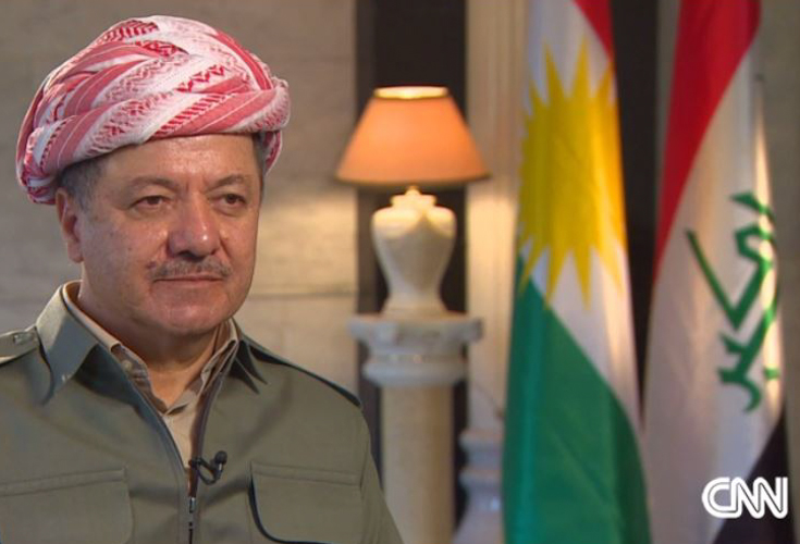 CNN Interview with President Masoud Barzani