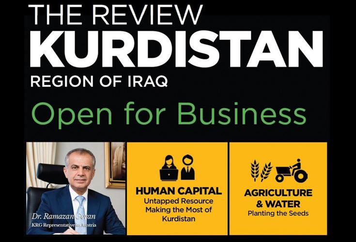 The Kurdistan Review: Interview with Dr. Ramazan