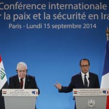 Internationale Friedenskonferenz zum Irak in Paris