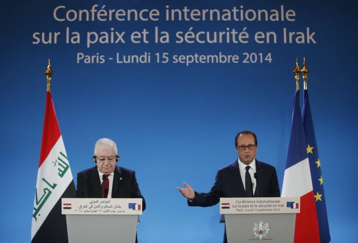 International Peace Conference on Iraq in Paris