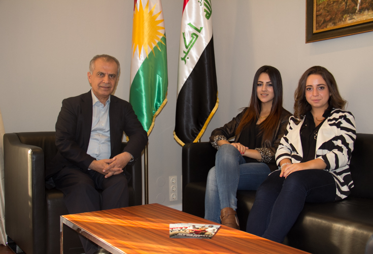 Österreichisch-kurdische Jugendinitiative startet Spendenkampagne