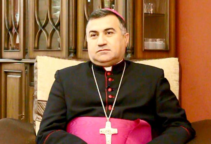 Erzbischof Bashar Warda spricht über die Situation der vertriebenen Christen