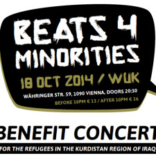 Benefit Concert for the refugees in the Kurdistan Region-Iraq