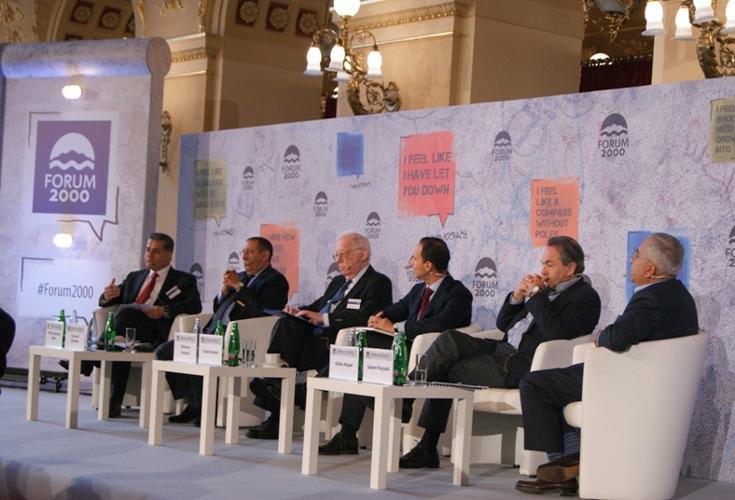Außenminister Falah Mustafa vertritt die KRG beim diesjährigen Forum 2000 in Prag