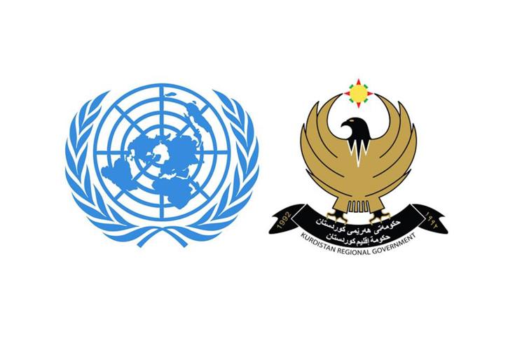 Regionalregierung Kurdistan und Vereinte Nationen stellen Aktionsplan zur  Unterstützung der IDPs fertig