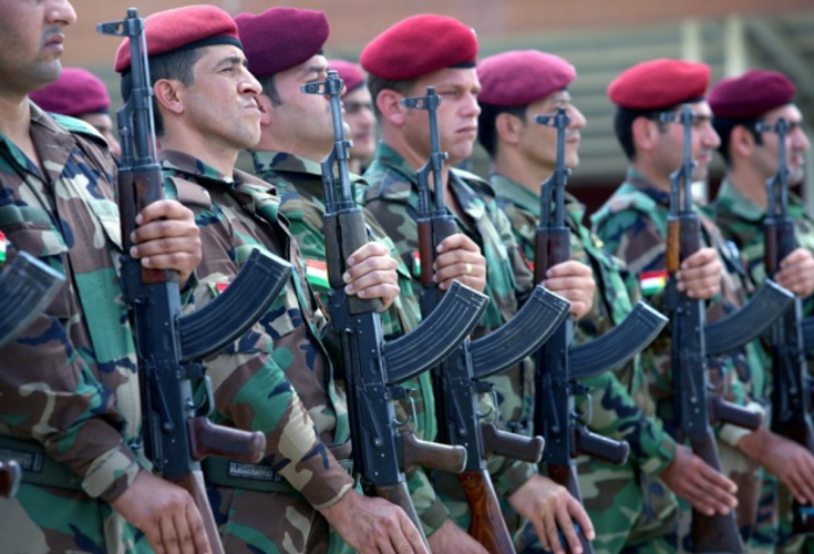 Waffenlieferungen und Peshmerga für Kobanê – Kurdistan-Irak unterstützt syrische Kurden im Kampf gegen IS