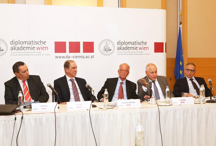 Wiener Konferenz diskutiert Europas Rolle in der Krise im Nahen und Mittleren Osten