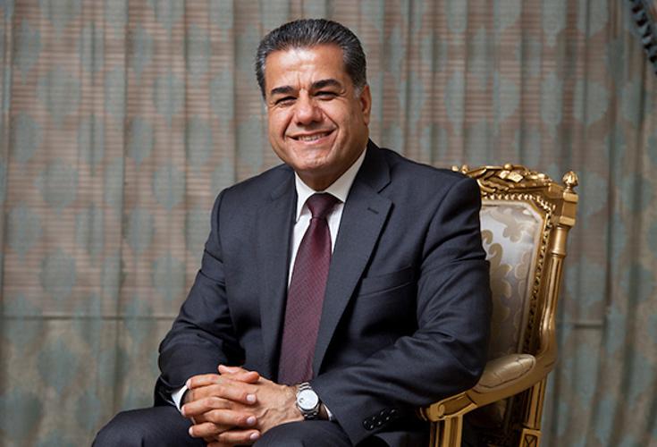 """Invest in Group Interview mit KRG Außenminister Falah Mustafa Bakir: """"Außenpolitische Perspektiven der KRG"""""""