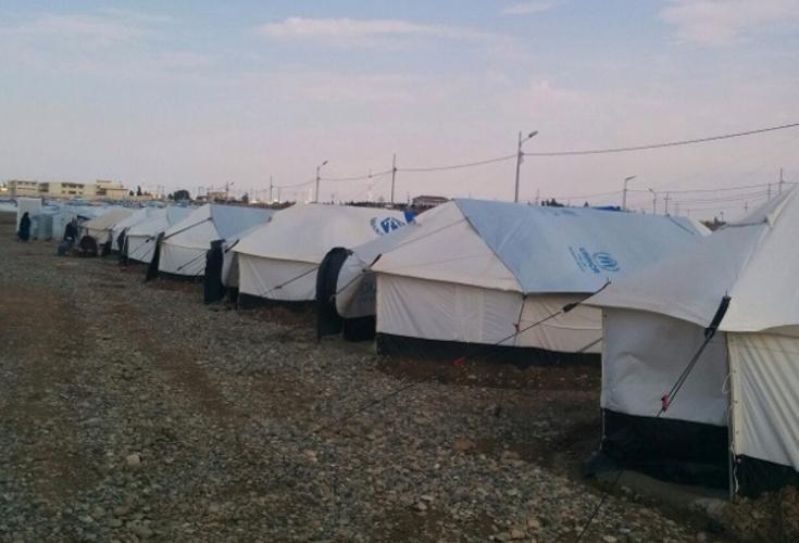 KRG plant die Öffnung eines neuen Lagers für Flüchtlinge aus Kobane