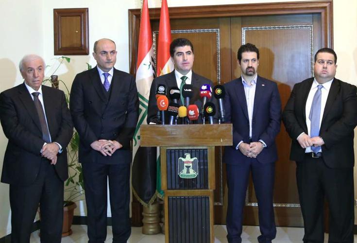 Regionalregierung Kurdistan und Bundesregierung des Irak erzielen Einigung bei ausstehenden Differenzen