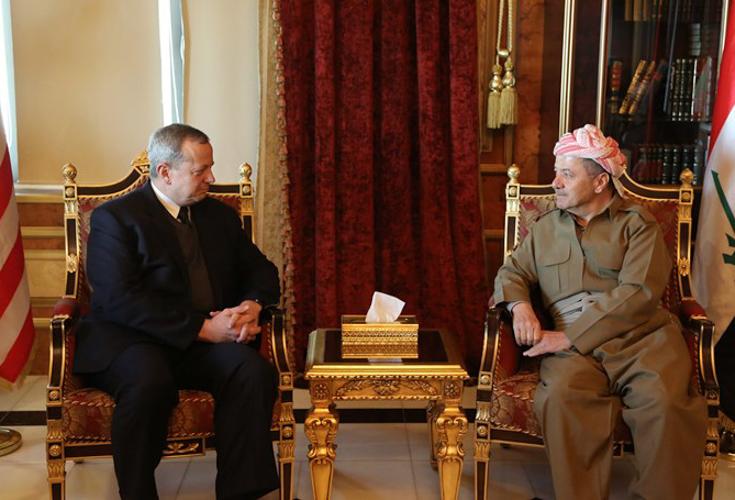 Präsident Barzani trifft Obamas Gesandten für die Internationale Koalition gegen IS