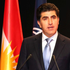 Primeminister Barzani speaks at KRG-World Bank conference on Refugees and IDP