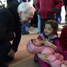"""Caritas-Präsident Landau zur Flüchtlingskrise in Kurdistan: """"Wir müssen jetzt helfen"""""""