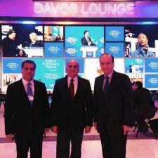KRG Delegation Concludes Visit to World Economic Forum in Davos