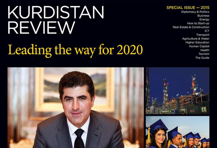 Kurdistan Review: Kurdistan erfüllt alle Voraussetzungen um Auslandsinvestitionen anzulocken