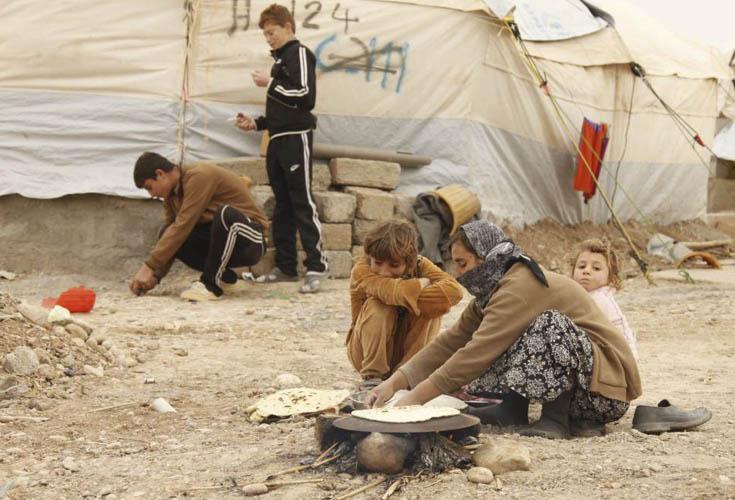 Region Kurdistan benötigt mehr Unterstützung für Binnenvertriebene und Flüchtlinge