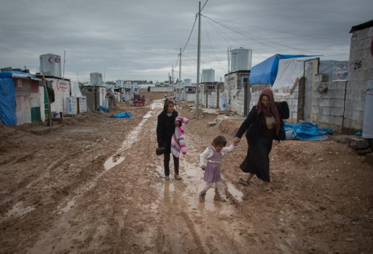 Süddeutsche Zeitung über die Region Kurdistan: Eine Insel im Krieg