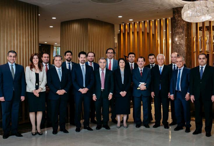 Abteilung für Außenbeziehungen hält zweitägige Konferenz für KRG Auslandsvertretungen in Wien ab