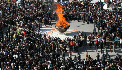 Newroz, the Kurdish New Year