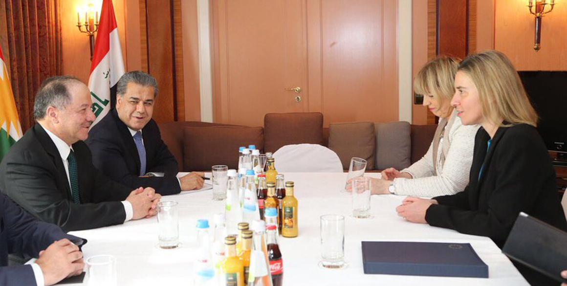 Präsident Barzani nimmt an Münchner Sicherheitskonferenz teil