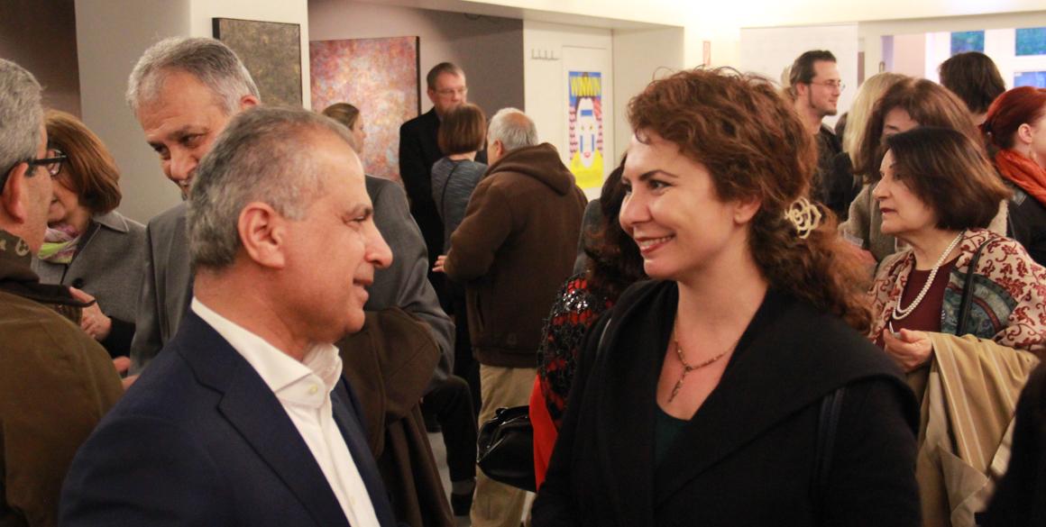"""Premiere der Dokumentation """"Biji-Nemsa – Hoch lebe Österreich"""" im Stadtkino Wien"""