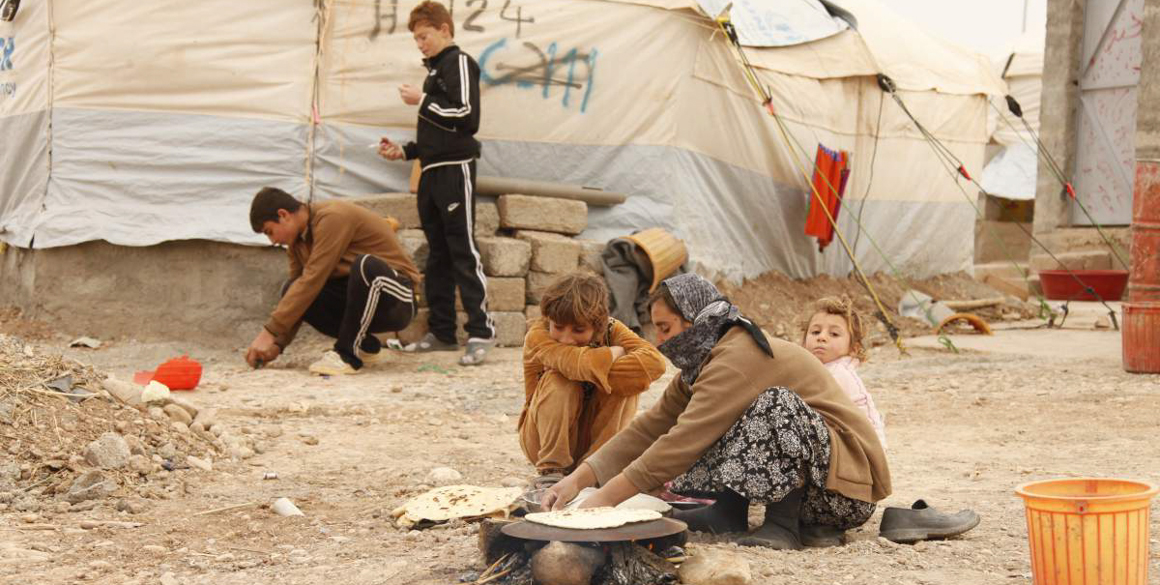 UPDATE –  Humanitarian Situation in the Kurdistan Region