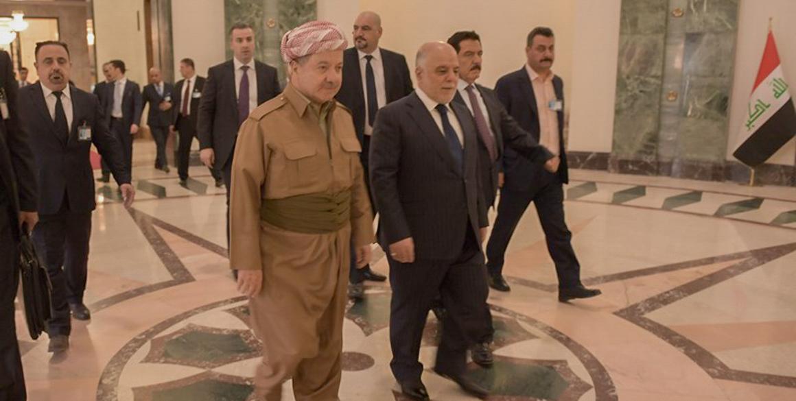 Präsident Barzani besucht Bagdad