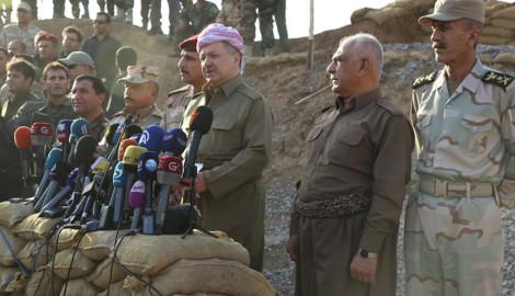 Stellungnahme von Präsident Barzani zur Befreiung Mossuls