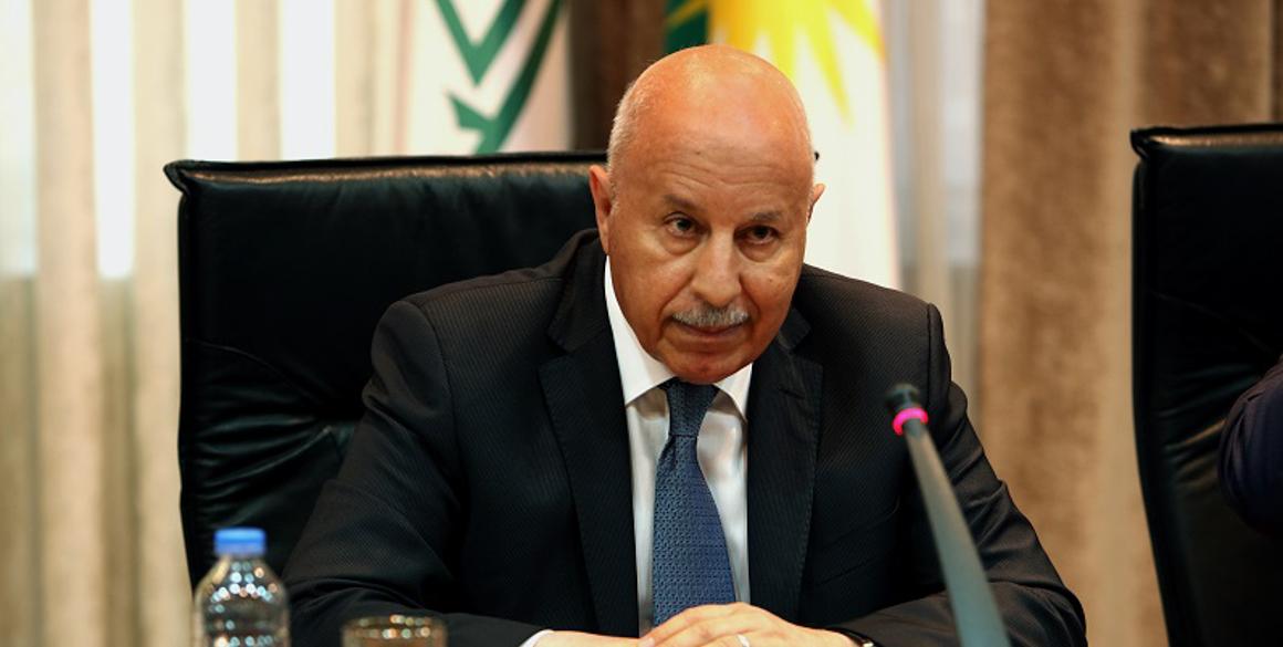 KRG Innenminister ruft zu dringender Unterstützung auf um eine humanitäre Katastrophe zu verhindern