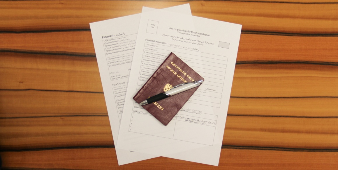 Entry Requirements to Kurdistan (Visa Regulations)