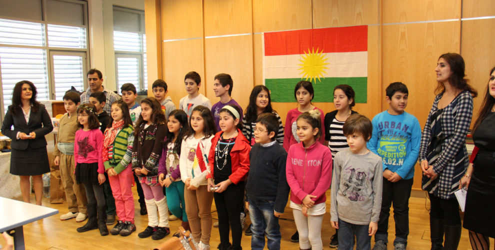 5 years KRG Austria – Kurdish Community in Austria