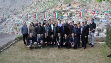 5 years KRG Austria – Study Trips