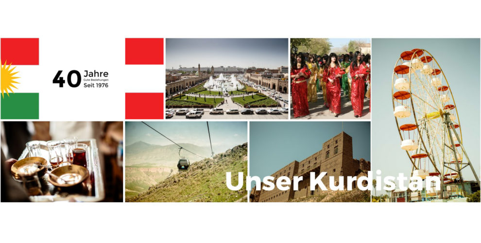 5 years KRG Austria – Our Kurdistan