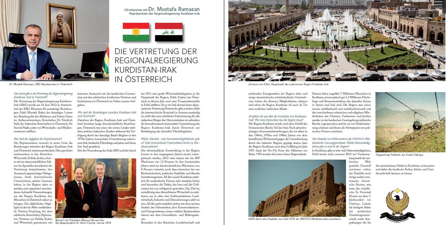 5 Jahre KRG Österreich – Wir in den Medien