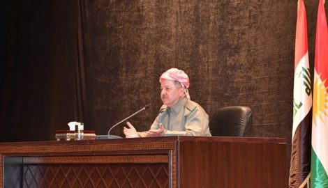 President Barzani Delivers Remarks on the Kurdistan Independence Referendum