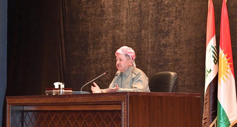 Präsident Barzanis Anmerkungen zum Referendum