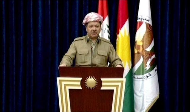 A Message from President Masoud Barzani