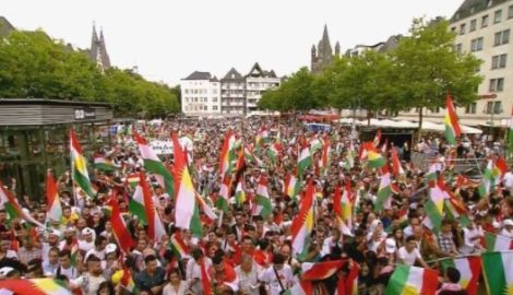 (English) Worldwide Support for Kurdistan Referendum
