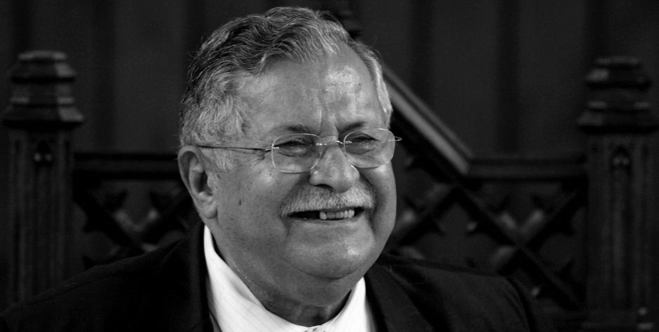 Kurdistan Region of Iraq: grief about the passing of president Jalal Talabani